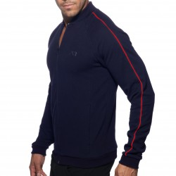 Addicted Combined Jacket - Navy
