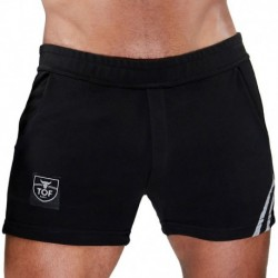 TOF Short Paris Noir - Gris