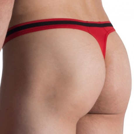 Olaf Benz String Mini RED 1817 Rouge