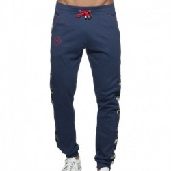 Addicted Pantalon Sport Camo Marine