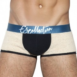 ES Collection Boxer Sheepskin Noir