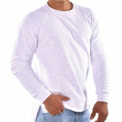 Roberto Lucca Sweat-Shirt Blanc