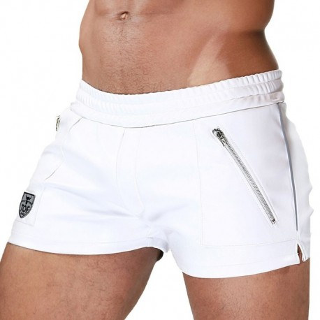 TOF Leche Short - White