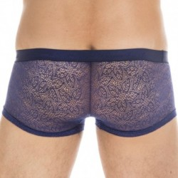 L'Homme invisible Shorty Hipster Push-Up Axel Marine