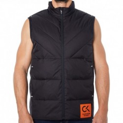 Calvin Klein CK Performance Padded Vest - Black