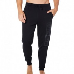 Calvin Klein CK Performance Logo Pants - Black