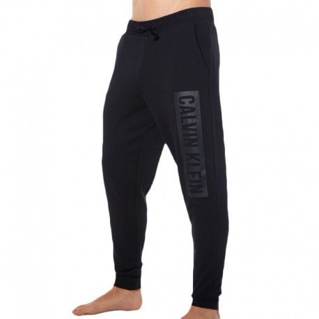 Pantalon Logo CK Performance Noir
