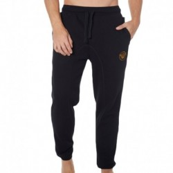 Emporio Armani Iconic Terry Pants - Black