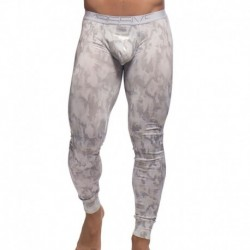 Andrew Christian Massive Ice Queen Legging - White Camo