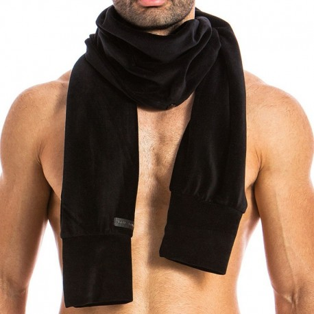 Modus Vivendi Sleeved Scarf - Black