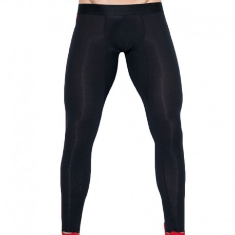 ES Collection Legging Fin Noir