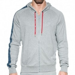 ES Collection FIT Cotton Jacket - Grey