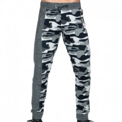 ES Collection Dystopia Combi Pants - Grey Camo