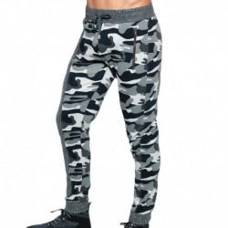 ES Collection Pantalon Combi Dystopia Camouflage Gris