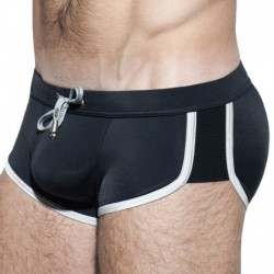 ES Collection Shorty de Bain Rocky Sean Noir