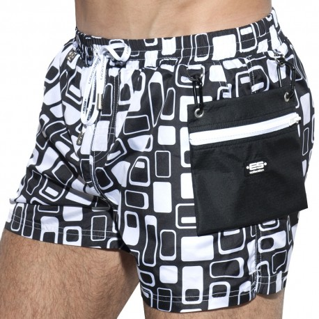 ES Collection Short de Bain Retro
