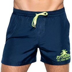 ES Collection Basic Boardshort - Navy