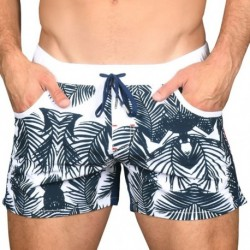 Andrew Christian Tropics Swim Short