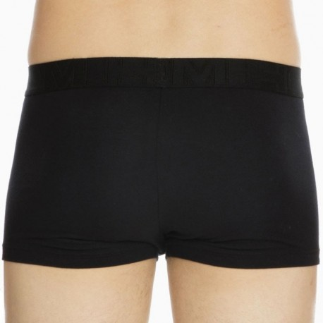 HOM 2-Pack H01 Boxers - Black