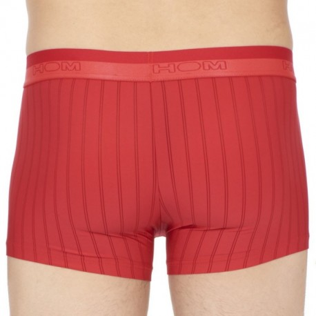 HOM Boxer Chic Rouge