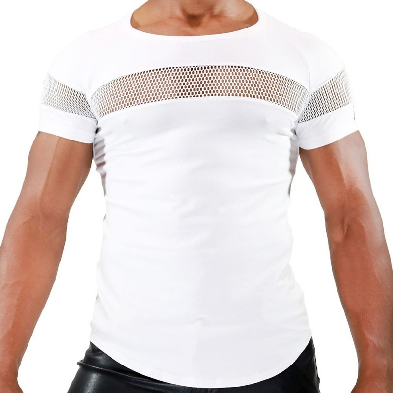 Alex T-Shirt - White