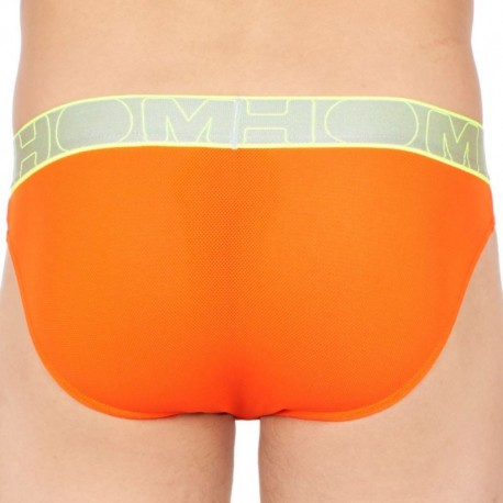 Slip Micro Sport Cross Orange