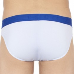 HOM Nautical Micro Brief - Light Blue