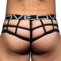 String Cage Mesh Love Sweetheart