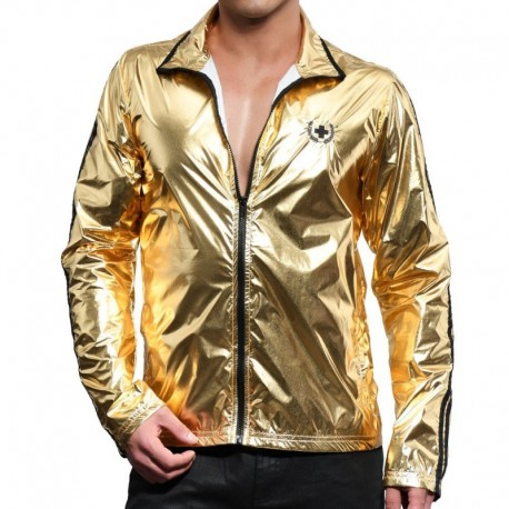 Andrew Christian Veste Golden Boy Or