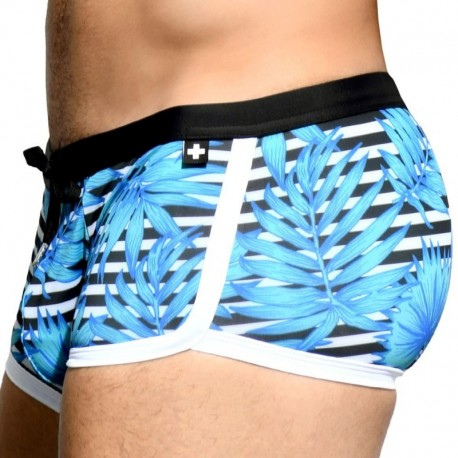 Andrew Christian Shorty de Bain Miami Palm