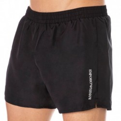 Emporio Armani Iconic Ultra Light Swim Short - Black