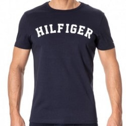 Tommy Hilfiger T-Shirt Cotton Icon Marine