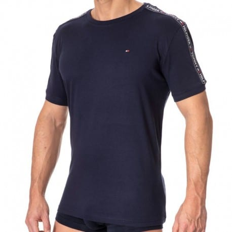Tommy Hilfiger Authentic T-Shirt - Navy
