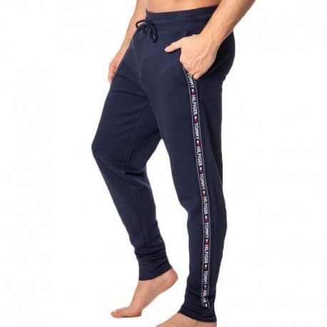 comment choisir bons plans sur la mode grande qualité Tommy Hilfiger Authentic Jogging Pants - Navy