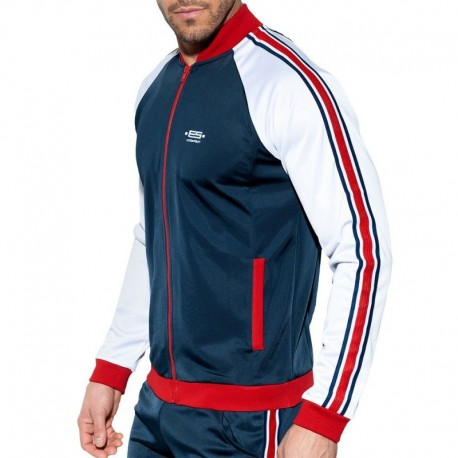 ES Collection Bon Voyage Jacket - Navy