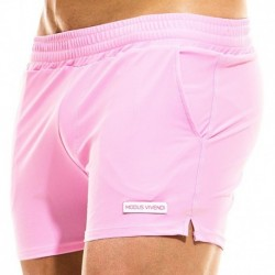Modus Vivendi Mix & Match Swim Short - Pink