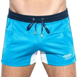 ES Collection Short Bon Voyage Bleu