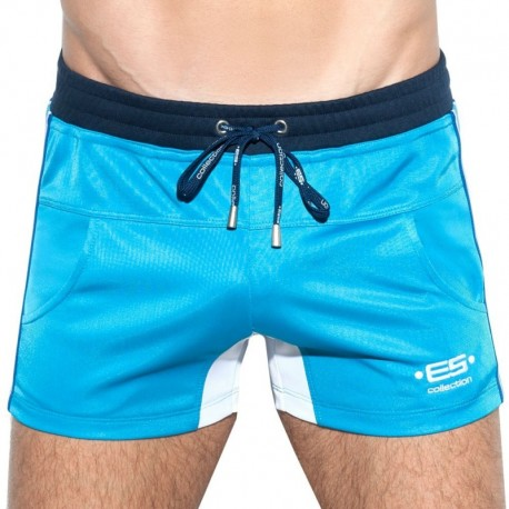 ES Collection Bon Voyage Short - Blue