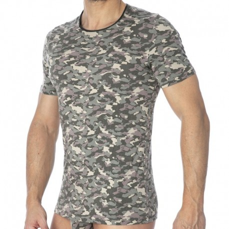 Doreanse Camouflage T-Shirt