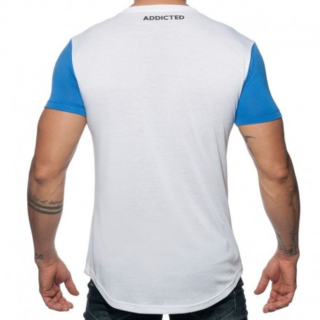Addicted 69 T-Shirt - White