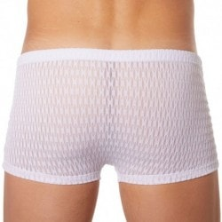 Lookme Boxer Diamond Blanc