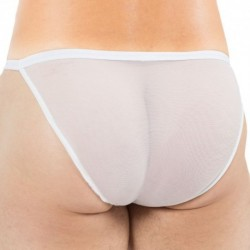 Lookme Malibu Tanga Brief - White