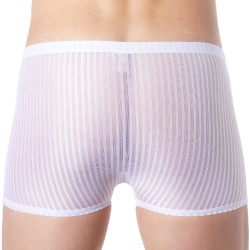 Lookme Boxer Basic Blanc