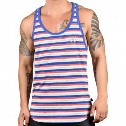 Andrew Christian Madison Stripe Tank Top
