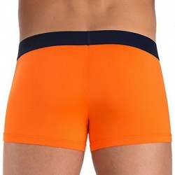 Papi Boxer Microflex Mesh Orange
