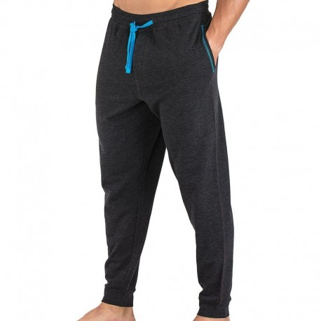 Papi Pantalon Jogger Lightweight Fleece Noir