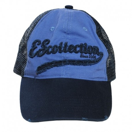 ES Collection Casquette Baseball Bleue