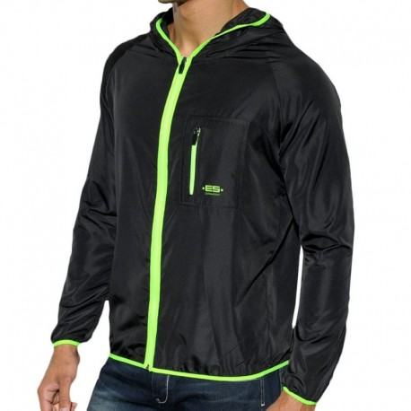 ES Collection Ultralight Jacket - Black
