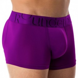 Rounderbum DARE Padded Boxer - Purple