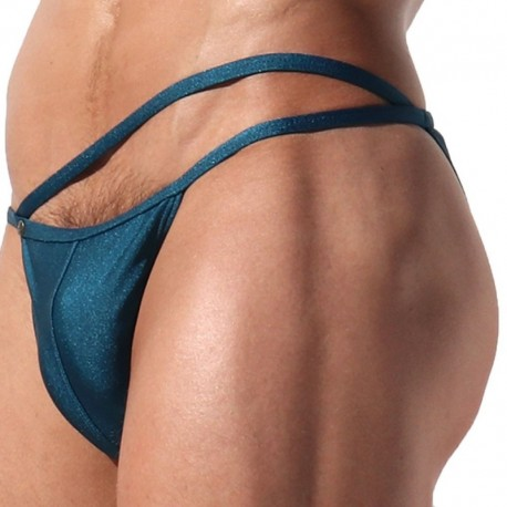 Rufskin Croisette Swim Brief - Petrol